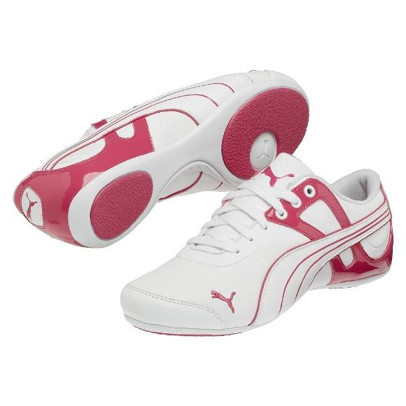 Puma Schuhe Damen Bordeaux