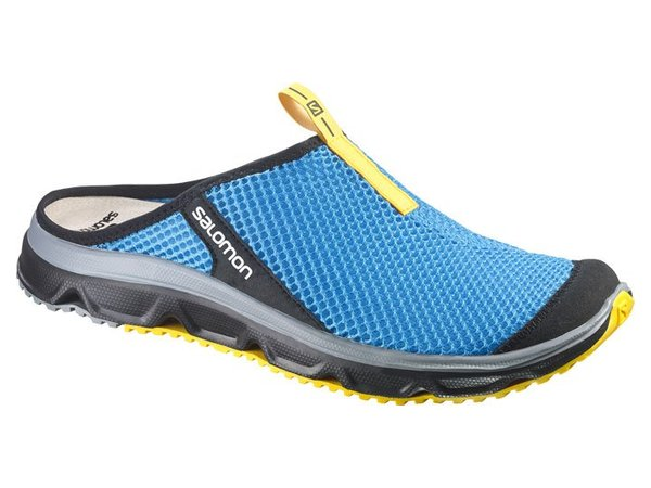 salomon rx slide 3 0 gr 45 1 3 sandale sandalen herren freizeitschuhe ebay. Black Bedroom Furniture Sets. Home Design Ideas