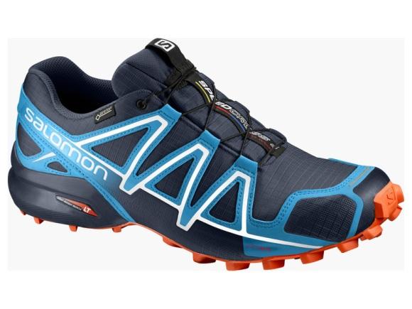 Salomon Laufschuhe Speedcross Trail 4 GTX Gr 49 1/3 Goretex Trail Speedcross Running 17dedd
