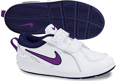 nike turn schuhe pico 4 gr 28 hallenschuhe freizeit. Black Bedroom Furniture Sets. Home Design Ideas