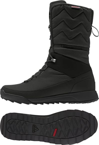 adidas stiefel choleah high cp cw gr 39 1 3 damen winter schuhe boots ebay. Black Bedroom Furniture Sets. Home Design Ideas