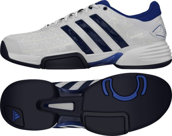 adidas barricade club cpt carpet gr 45 1 3 indoor tennisschuhe herren ebay. Black Bedroom Furniture Sets. Home Design Ideas