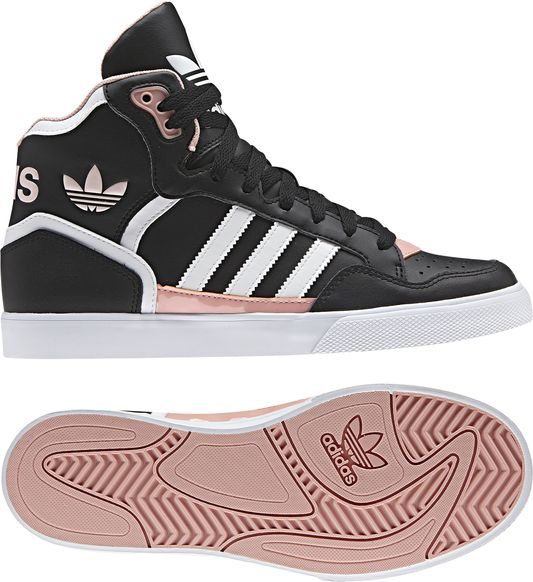 adidas damen sneaker extaball gr 38 2 3 originals schuhe. Black Bedroom Furniture Sets. Home Design Ideas
