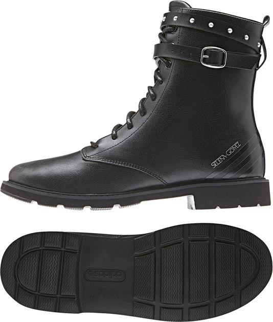 adidas selena gomez military boots gr 38 damen stiefel schuhe neo ebay. Black Bedroom Furniture Sets. Home Design Ideas