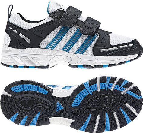 Adidas Turnschuhe adiRun 2 CF Gr. 31 Klett Schuhe on PopScreen