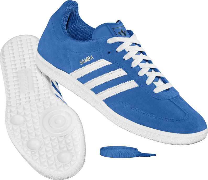 adidas sneaker samba blau gr 48 schuhe originals ebay. Black Bedroom Furniture Sets. Home Design Ideas