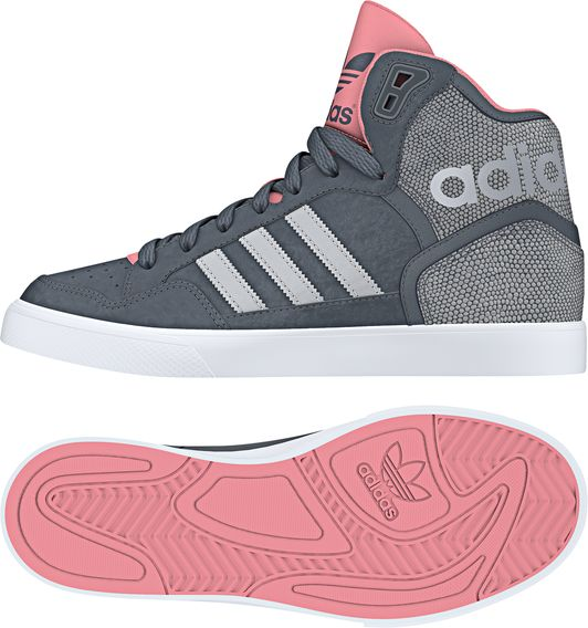 adidas damen sneaker extaball gr 37 1 3 originals schuhe. Black Bedroom Furniture Sets. Home Design Ideas