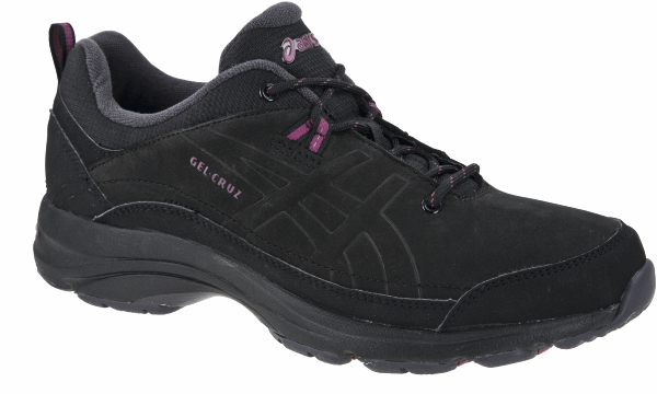 asics damen walkingschuhe gel cruz gr 44 outdoor schuhe. Black Bedroom Furniture Sets. Home Design Ideas