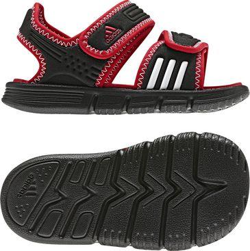 adidas sandale badesandale akwah 7 gr 25 neu kinder schuhe sandalen ebay. Black Bedroom Furniture Sets. Home Design Ideas