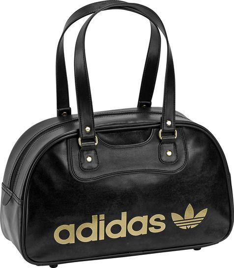 e3100f181416 Купить Adidas Originals Tasche Adicolor Bowling Bag schwarz на eBay ...